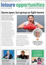 Leisure Opportunities magazine November 2020 issue 788
