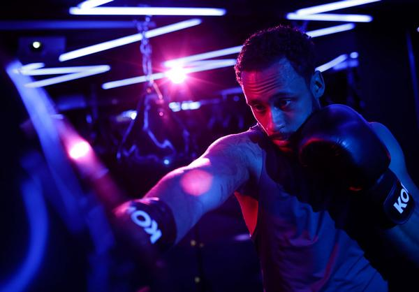 'Nightclub meets fight club' brand Kobox was launched in 2016 / photo: kobox