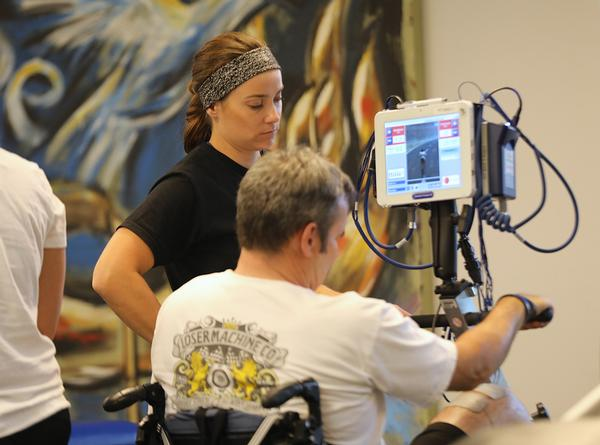 The facilities have specialist equipment for spinal injury rehabilitation / photo: The Perfect Step