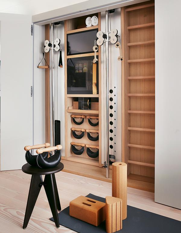 Wallpaper magazine helped design Swissôtel's Vitality Rooms / photo: vitality room swissotel, accor © David Willen
