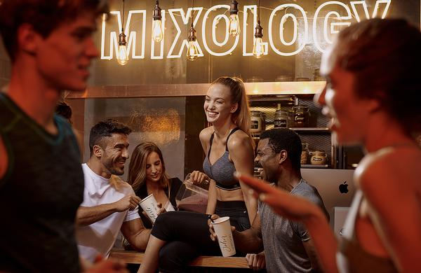 TRIB3's mixology protein bars cement the clubs as social spaces