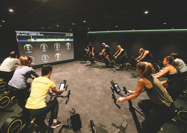 There are three cycle class types on offer: Performance, Race and Just Ride