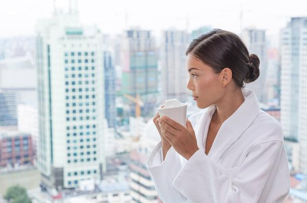 City hotels with limited space should look closely at how wellness adds value / Maridav/shutterstock