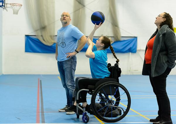 The strategy has a strong focus on ensuring that opportunities for sport are accessible for all / images: sport england