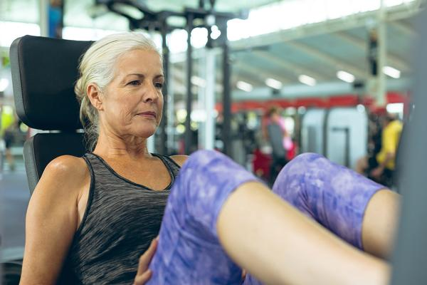 Leisure centres contribute 55 minutes of the recommended 150 minutes of exercise each week / wavebreakmedia/shutterstock
