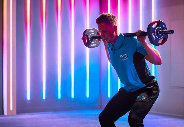 The Gym Group saw a 50 per cent fall in revenue during 2020 due to the UK's extensive lockdowns / PHOTO: THE GYM GROUP