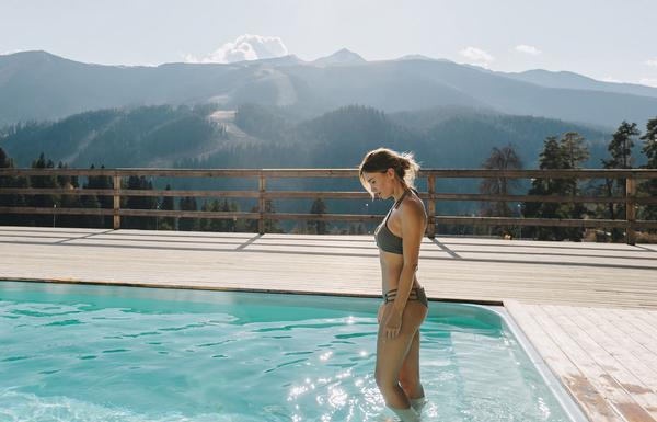 Resorts need a specific wellness proposition to differentiate the property / Alena Ozerova/shutterstock