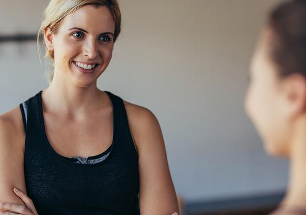 PTs and fitness instructors could be trained to be food addiction coaches to support clients / SHUTTERSTOCK/jacob lund
