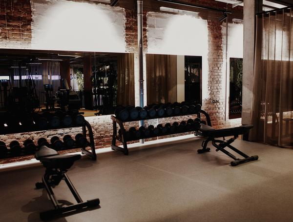 Given its location, the club also caters for corporate members / photo: URBAN HEALTH CLUB