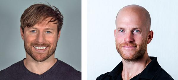 Gohl and Strong are co-founders of Red Light Rising