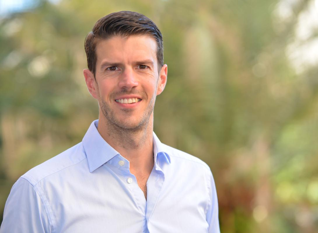 Paul Chutter is the son of founder and CEO, Geoff Chutter, and has spent the past seven years with the business / WhiteWater