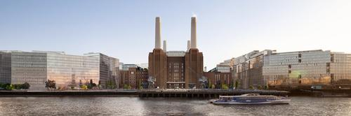 / Battersea Power Station