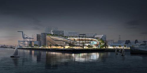 / Bjarke Ingels Group
