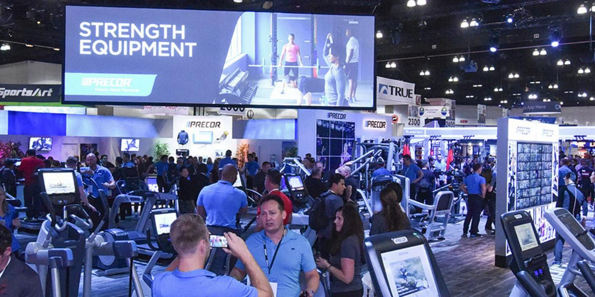 Taking place 13-15 October 2021, the event is now in its 40th year / IHRSA