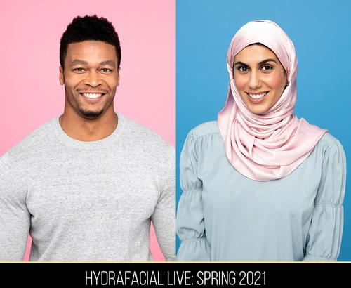 Sign up to HydraFacial Live Spring 2021 on-demand content for expert industry insight and advice