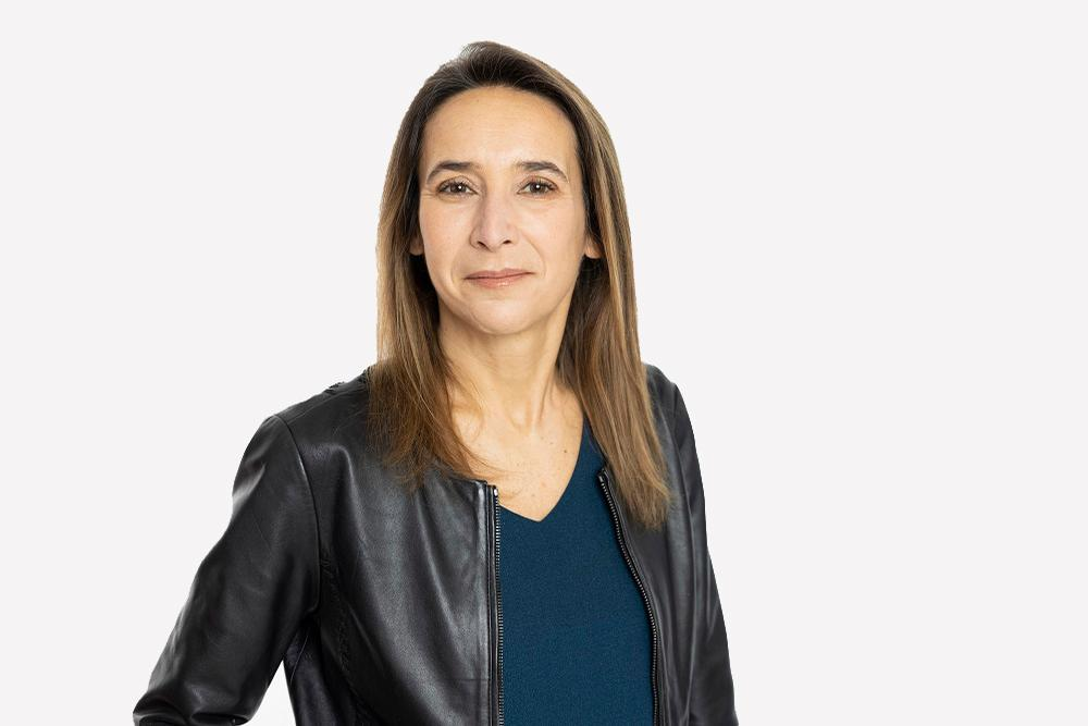 Pons first joined Compagnie des Alpes in 2005 and has held a wide range of roles during her 16 years with the group / Julien Knaub/La Compagnie des Alpes