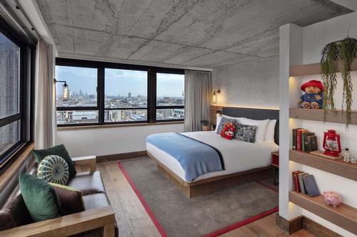 / SH Hotels & Resorts/Starwood