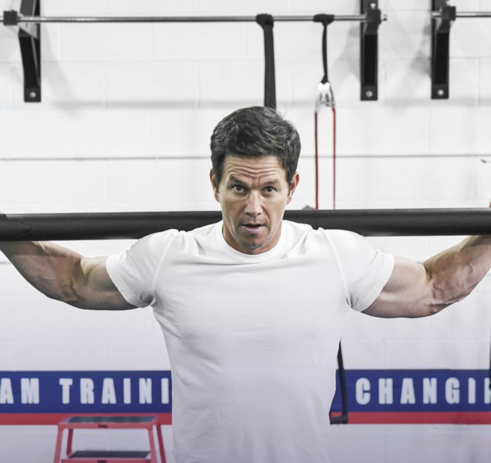 Actor Mark Wahlberg is a part-owner of the studio operator / F45 Training