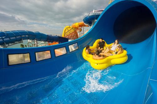 ProSlide Innovation launches MammothBLAST™ Water Coaster