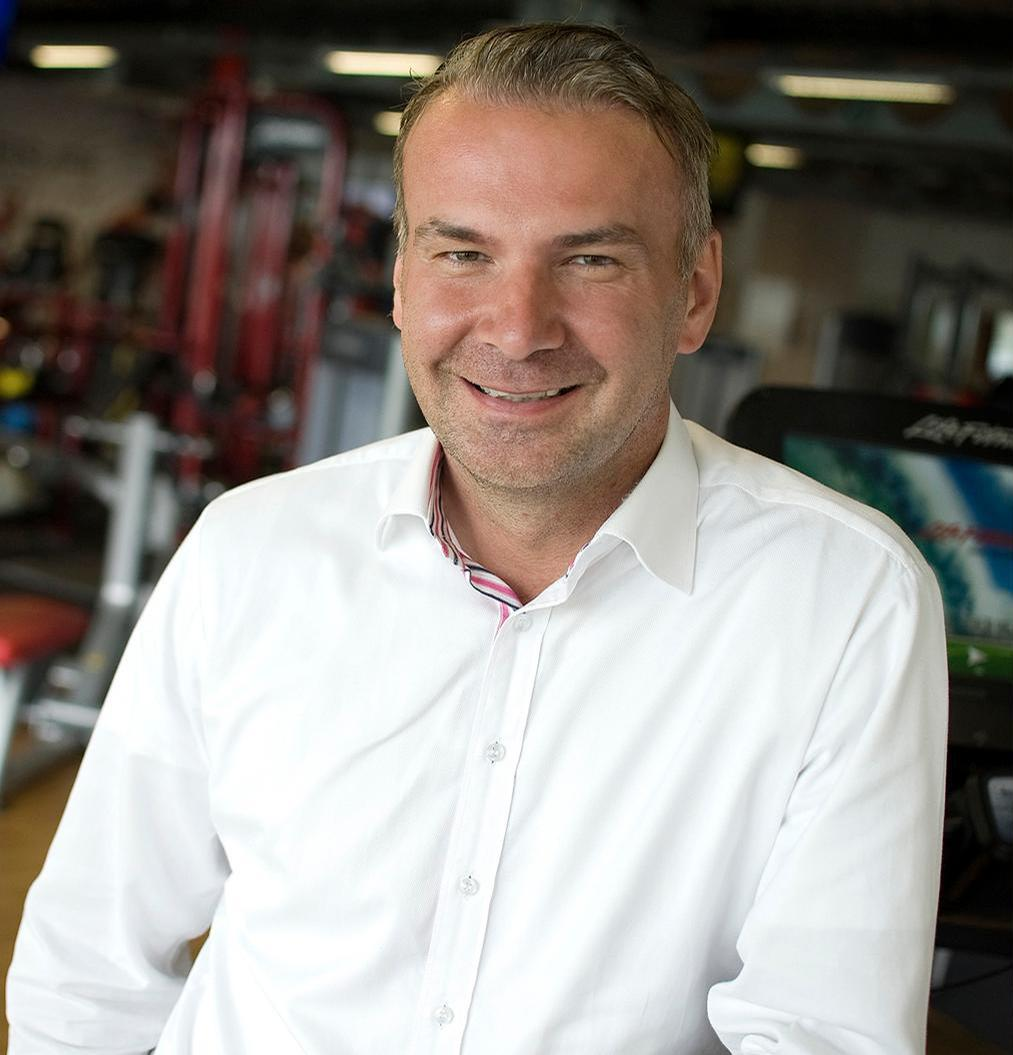 McPhail has more than 35 years' experience in the industry / Life Leisure