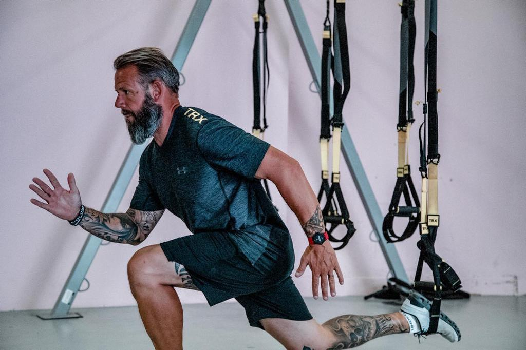 Myzone has become the heart rate monitor partner of TRX / Myzone