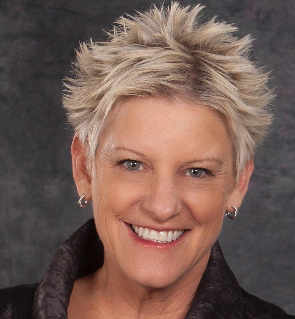 Funk has more than 25 years of experience in the spa, beauty and franchise industries / Massage Heights/CG Funk