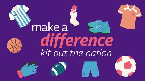 Everyone Active helping to supply sports kit to youngsters