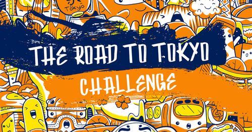 UK trust members smash 'Road to Tokyo' challenge