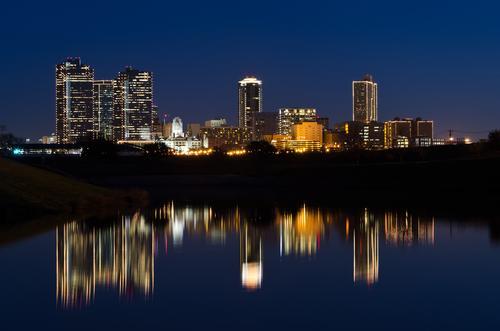 Fort Worth, Texas / Shutterstock/fitzcrittle