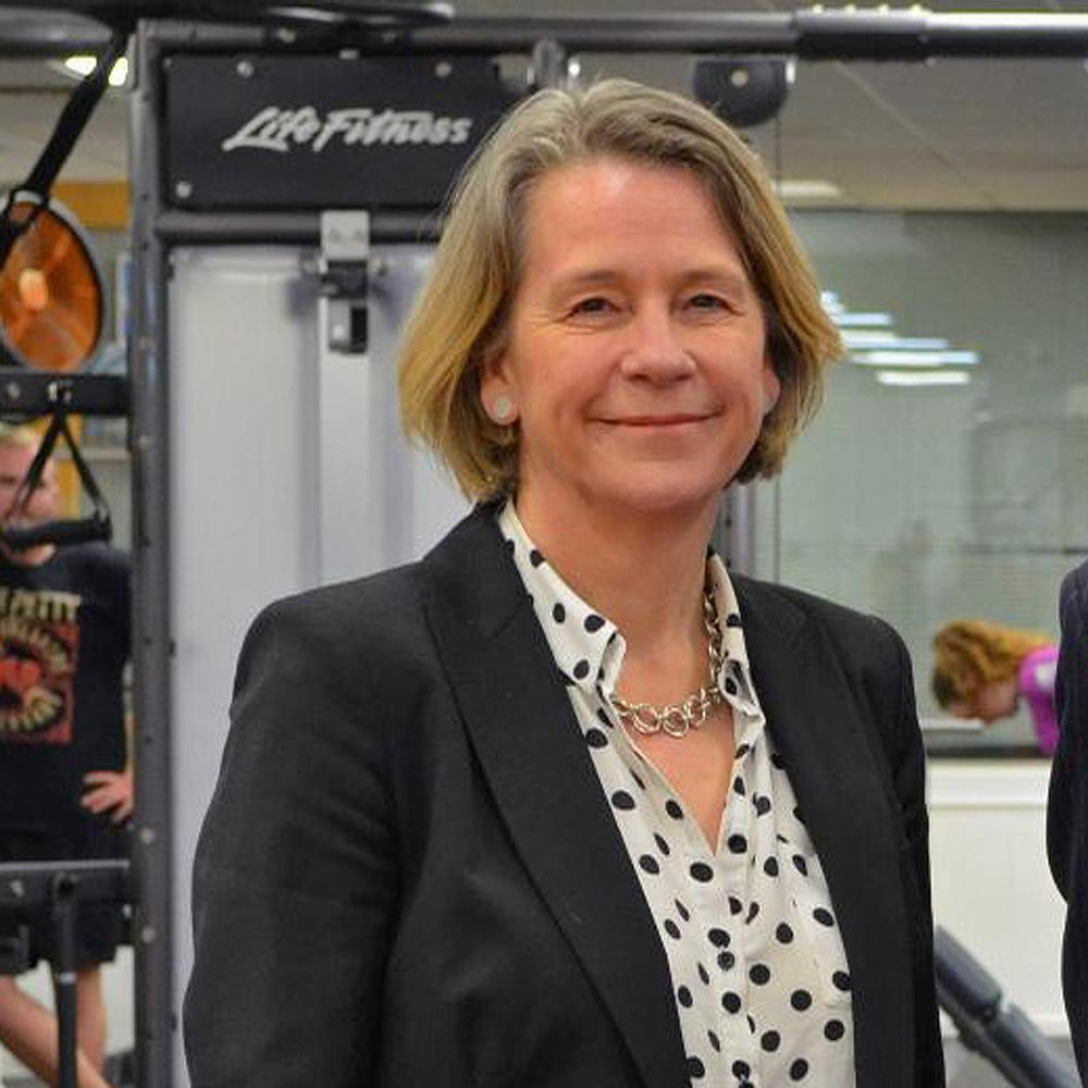 Mayne joined Mytime Active as chief executive in August 2014 / MyTime Active