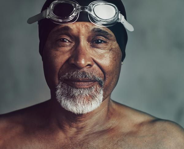 95 per cent of black adults in England don't or can't swim / Rawpixel.com/shutterstock
