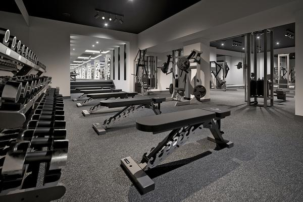 McGlynn says GSquared will be far in advance of other gyms in Manchester in terms of the overall offering / photo: Gsquared