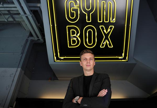 Marc Diaper says Gymbox will roll its in-room hotel experience out with multiple partners / PHOTO: Reuters