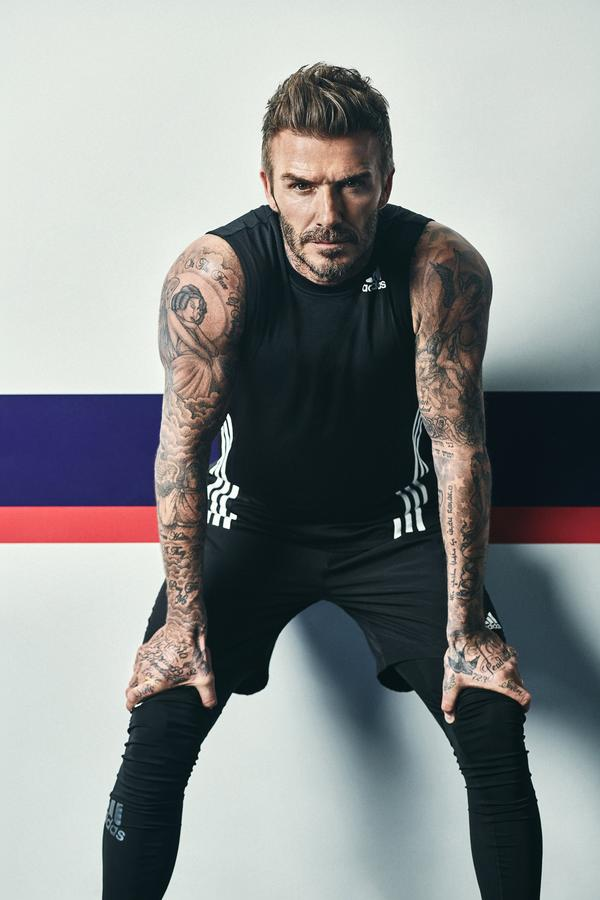 Endorsement by David Beckham saw shares in F45 increase in value / photo: F45