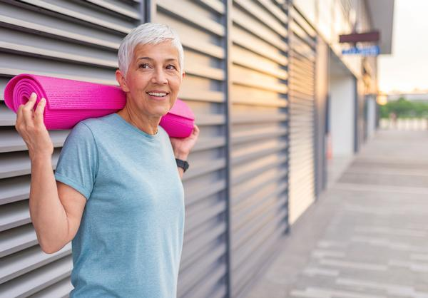 Older people gave insights into the kinds of physical activity offerings they want / Dragana Gordic/SHUTTERSTOCK