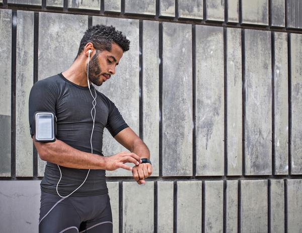 Auro provides users with audio instruction from Olympians and expert trainers / © AURO