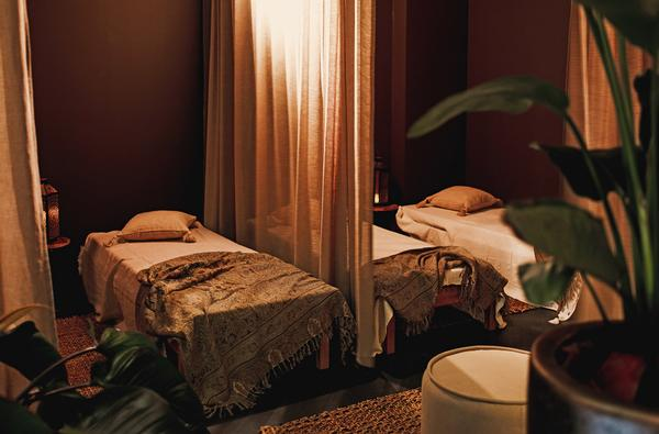 The UHC Spa is open to club members and non-members / photo: UHC Spa