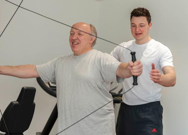 Rangeford Villages offers residents access to a wide range of health and fitness and wellness facilities, coaching and interventions / photo: Rangeford Villages