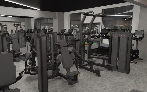 AfroFit will bring the low-cost gym model to Kenya / photo: Yves Preissler - delta chambers