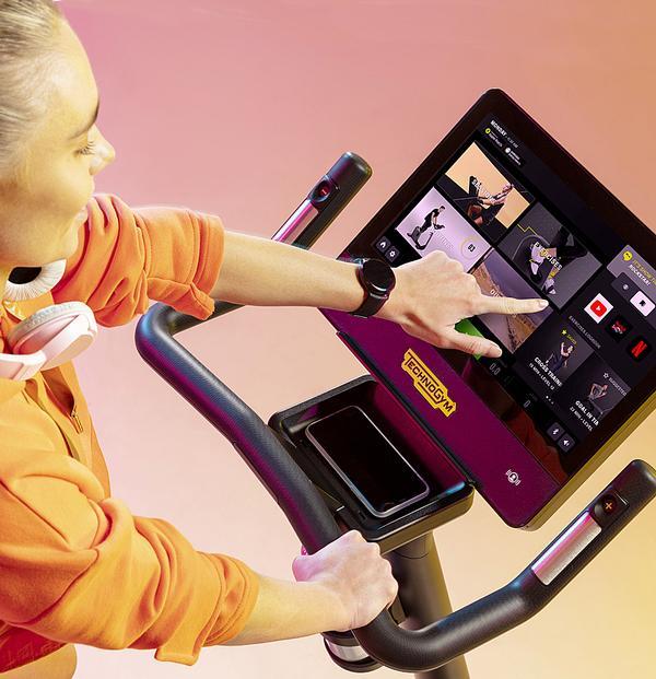 Excite Live has revolutionised training, thanks to the Technogym Live platform / Technogym