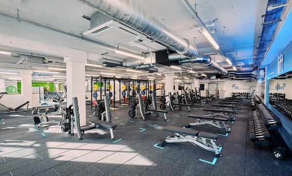 The Gym Group lost 45 per cent of all business days in 2020 due to government lockdowns / PHOTO: THE GYM GROUP