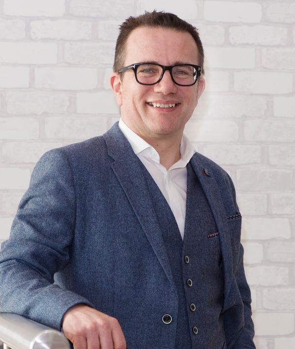 Russell Barnes has been with DLL since 2015 and joined the company from Merlin Entertainments / photo: DLL