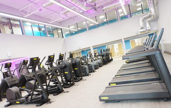 Blyth Sports Centre was ripe for investment in new facilities / photo: ACTIVE NORTHUMBERLAND