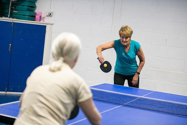 Running leisure centres is part of Active Nation's core mandate and the aim is for customers to feel thoroughly engaged / photo: Active Nation