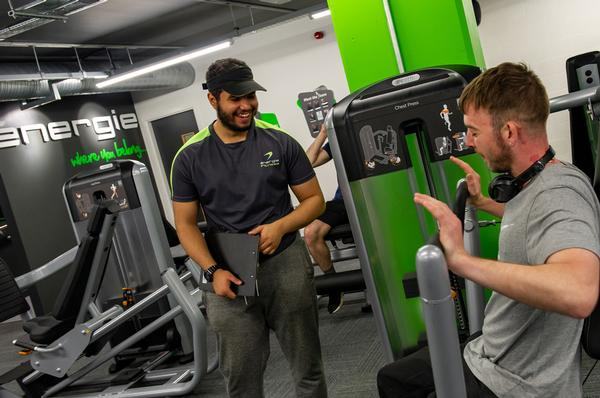 énergie Fitness, part of Empowered Brands, has opened seven clubs since the end of lockdown / photo: énergie Fitness