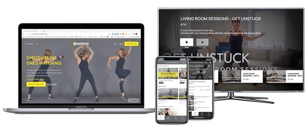 Intelivideo aims to help fitness businesses remain relevant in today's digital world / Intelivideo