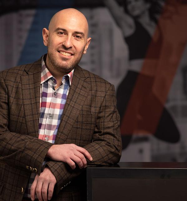 David Blitz is focusing on expanding Studio Three / Scott Shigley