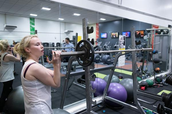 Active Nation runs its own budget gym and trampoline park / photo: Active Nation
