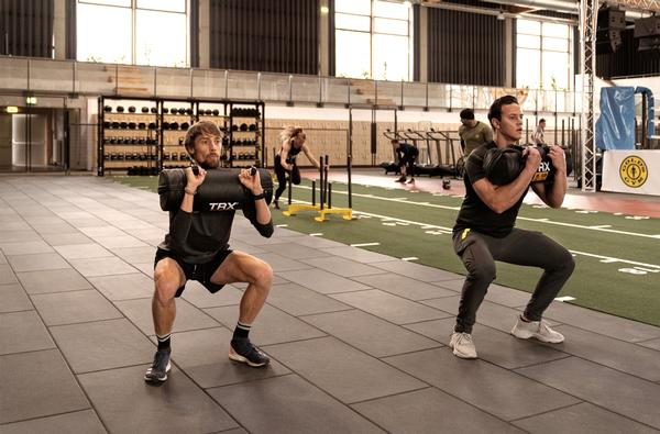Gold's Gym Berlin includes a Performance Centre, reserved for use by athletes / photo: RSG Group
