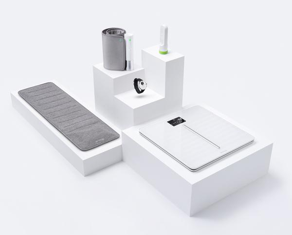 The company is dedicated to making each product aesthetically pleasing / PHOTO: Withings